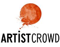 「ARTIST CROWD(アーティストクラウド)」ロゴ