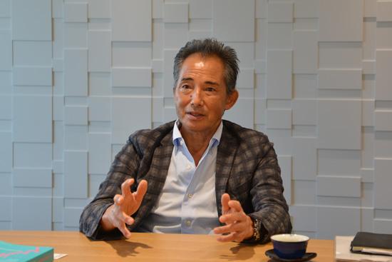 (株)テレビ朝日ミュージック 代表取締役社長 吉田真佐男さん