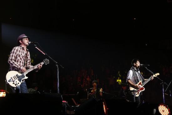 Golden Circle大阪公演 06.呼人w民生