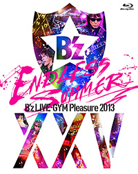 「Bz LIVE-GYM Pleasure 2013 ENDLESS SUMMER -XXV BEST-」BD 通常盤