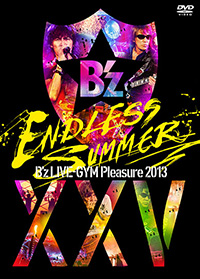 「Bz LIVE-GYM Pleasure 2013 ENDLESS SUMMER -XXV BEST-」DVD 完全盤
