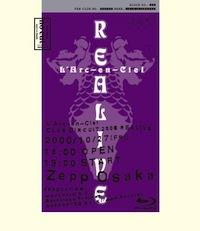 LArc〜en〜Ciel LIVE Blu-ray Disc 04「CLUB CIRCUIT 2000 REALIVE -NO CUT-」