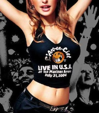 LArc〜en〜Ciel LIVE Blu-ray Disc 06「LIVE IN U.S.A. 〜at 1st Mariner Arena July 31, 2004〜」