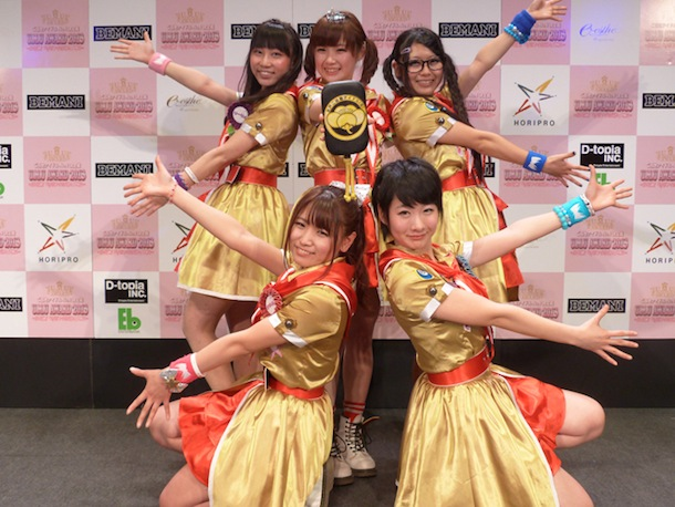 U.M.U AWARD 2013、水戸ご当地アイドル(仮)がグランプリ受賞
