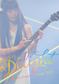 "「miwa concert tour 2013 ""Delight""」DVD通常盤"
