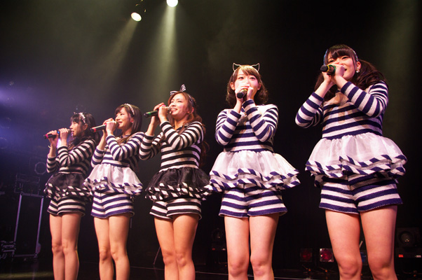 Doll☆Elements 2014年1月18日 O-WESTワンマン