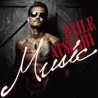 EXILE ATSUSHI「Music」2CD+2DVD