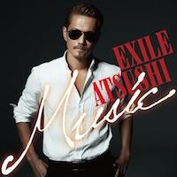 EXILE ATSUSHI「Music」CD
