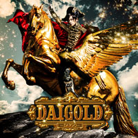 DAIGO アルバム「DAIGOLD」通常盤