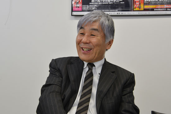 (株)キョードー東京 代表取締役社長 山崎芳人氏