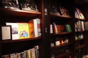 TSUTAYA TOKYO ROPPONGI、店内