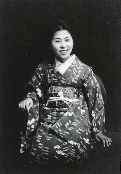 村岡花子 写真提供 赤毛のアン記念館・村岡花子文庫