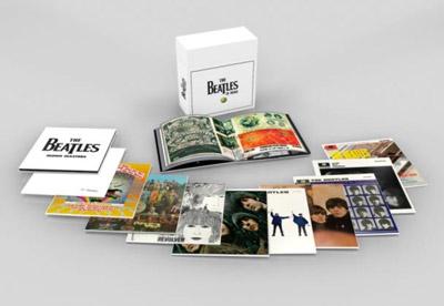 「ザ・ビートルズ MONO LP BOX」展開