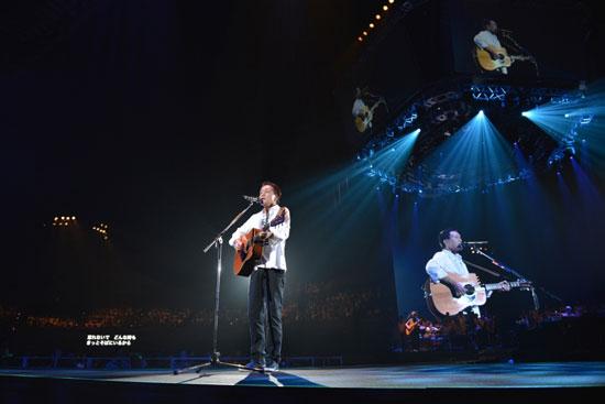 小田和正「KAZUMASA ODA TOUR 2014『本日 小田日和』」6月28日和歌山県・和歌山ビッグホエール