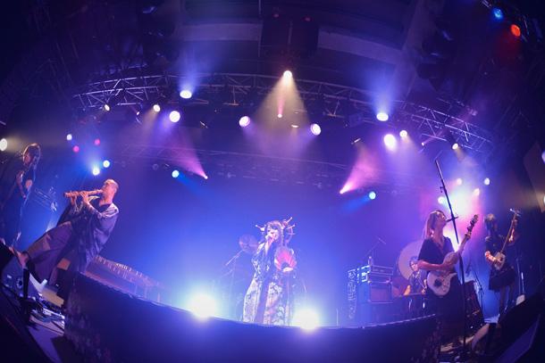"""和楽器バンド、ワンマンライヴ""""ボカロ三昧大演奏会""""でデビューアルバム収録曲を全曲披露"""