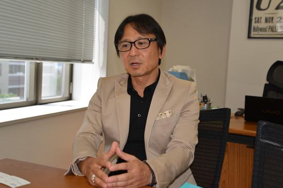 杉本 圭司 氏 (株)Zeppライブ、(株)バックステージプロジェクト / 代表取締役