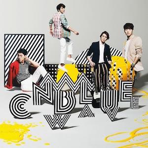 CNBLUE「WAVE」初回限定盤B