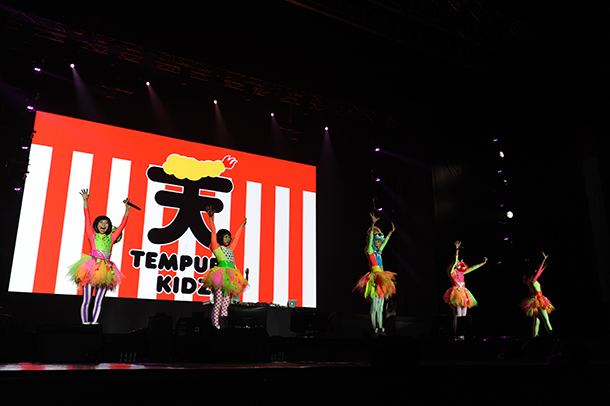 TEMPURA KIDZ タイ公演