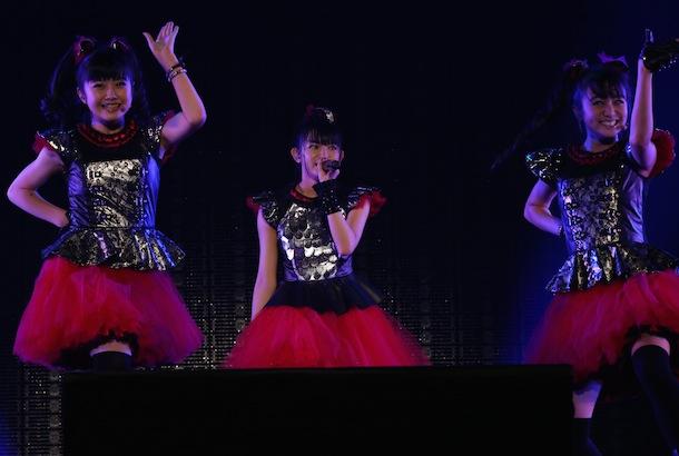 BABYMETAL 9月13日 幕張メッセ・イベントホール