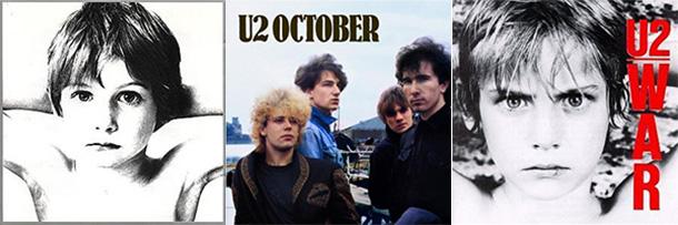 U2初期三部作