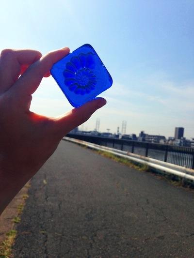 ねごと 蒼山幸子 official blog「徒々星またぎ」蒼いアンモナイト