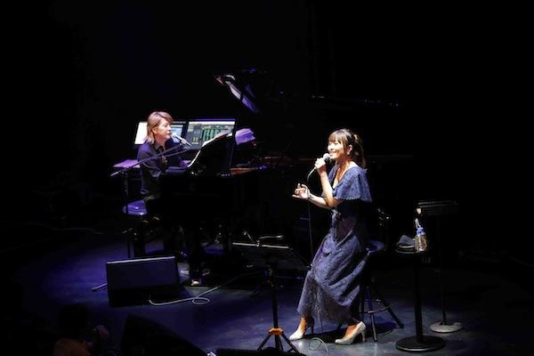 小室哲哉と坂本美雨 9月24日 Billboard Live TOKYO