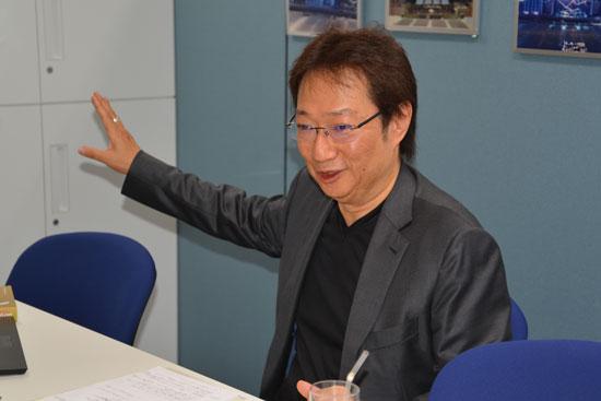 志村 明 氏 (株)スターテック 代表取締役 / サウンド・デザイナー