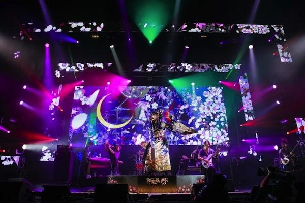 シンガポールでの和楽器バンド