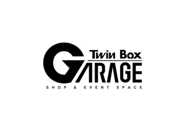 Twin Box GARAGEロゴ