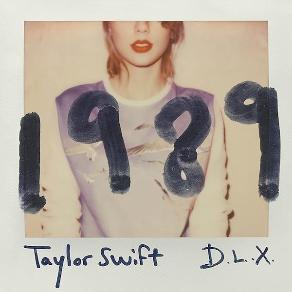 テイラー・スウィフト「1989」デラックス盤
