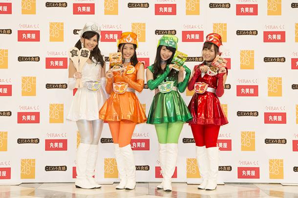 SKE48_丸美屋CM2