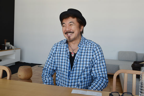 佐野 健二 氏 ミュージシャン