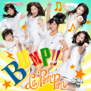 La PomPon「BUMP!!」初回限定盤