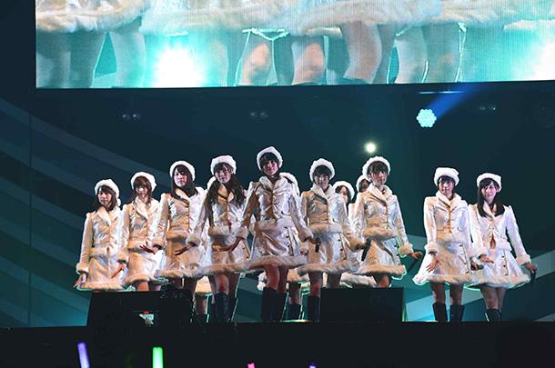 「MUSIC FOR ALL2014」乃木坂46