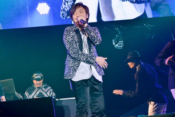 「MUSIC FOR ALL2014」三浦大知