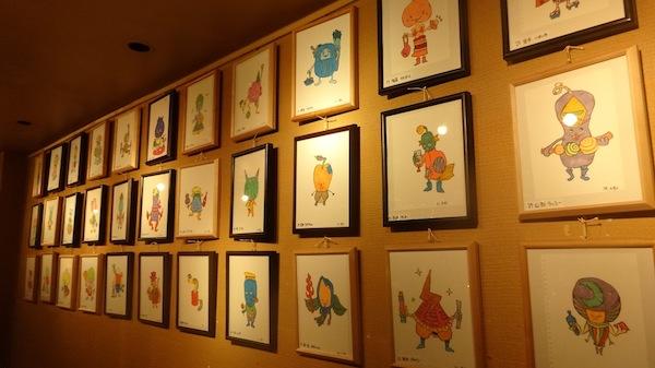 ダイスケ、初の個展「POP TRIP JUNCTION」を下北沢で開催