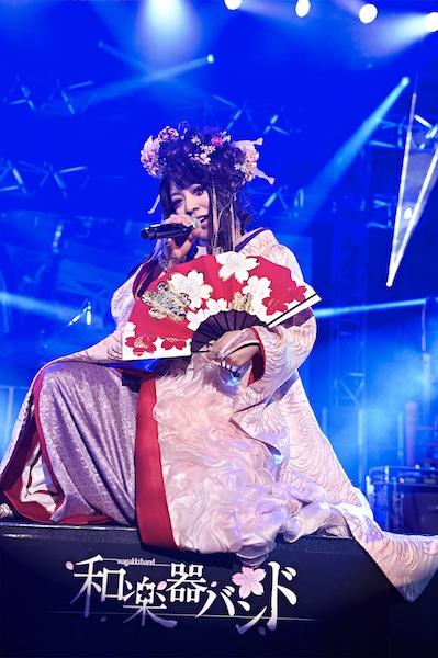 和楽器バンド 大新年会ライブ 1月7日 渋谷公会堂