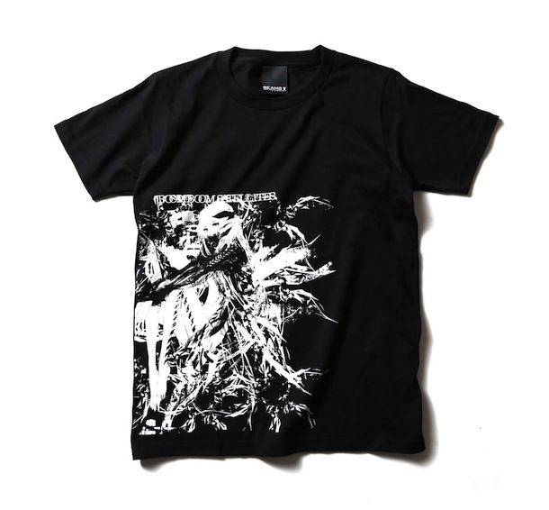 "BOOM BOOM SATELLITES×redjuiceコラボが""BEAMS T""で実現"