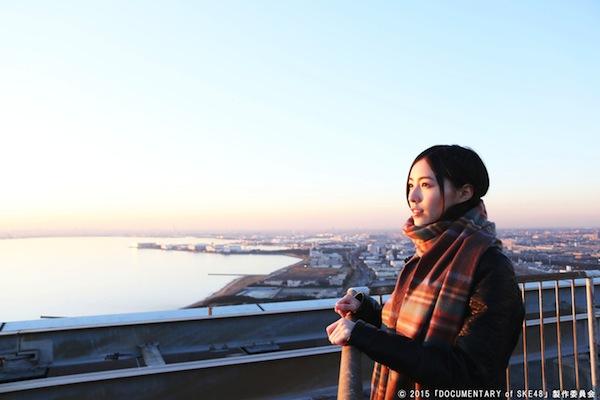 SKE48初のドキュメンタリー映画...