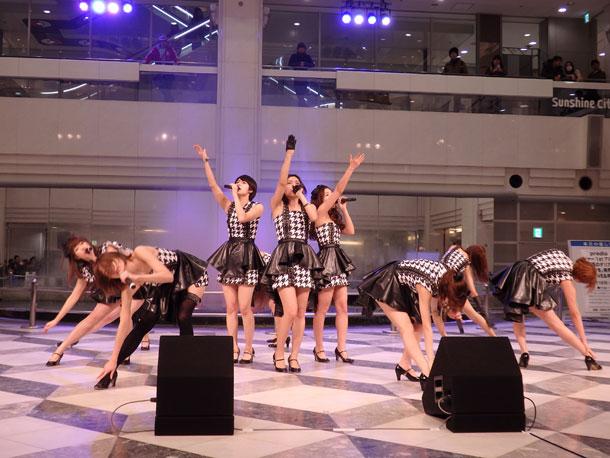 predia、メジャー1stアルバム「孤高のダリアにくちづけを」リリース記念イベント開催