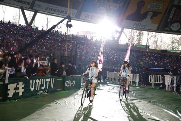 乃木坂46 2月22日 西武ドーム「3rd Year Birthday Live」10