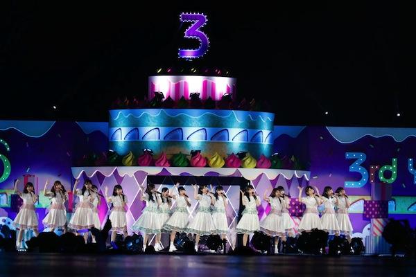 乃木坂46 2月22日 西武ドーム「3rd Year Birthday Live」7