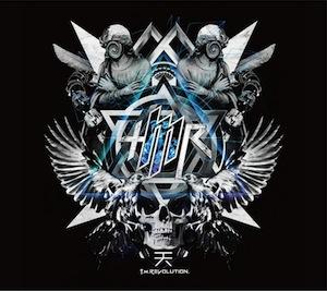 T.M.Revolution「天」初回B