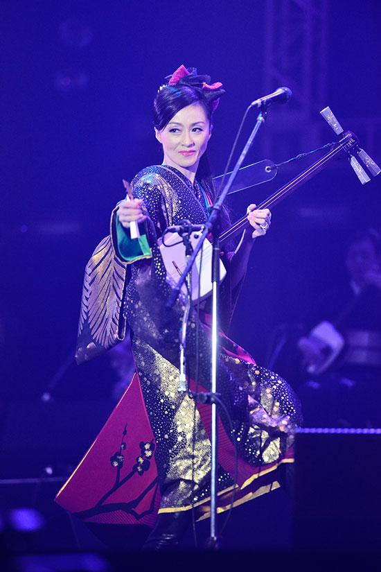 長山洋子「ビクターロック祭り~2015~」2014年3月14日(土)幕張メッセ
