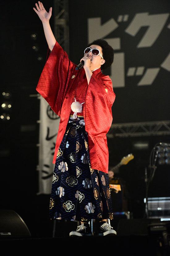 レキシ「ビクターロック祭り~2015~」2014年3月14日(土)幕張メッセ