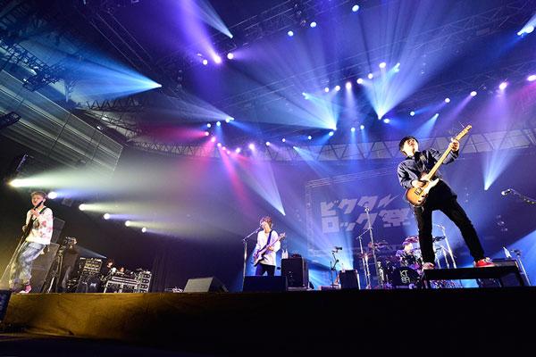 KEYTALK「ビクターロック祭り~2015~」2014年3月14日(土)幕張メッセ