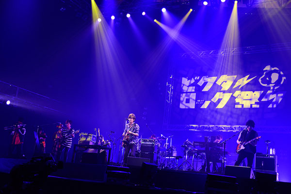 スガ シカオ「ビクターロック祭り~2015~」2014年3月14日(土)幕張メッセ