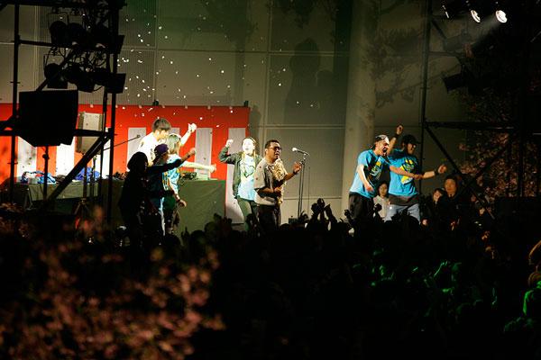 DJダイノジ「ビクターロック祭り~2015~」2014年3月14日(土)幕張メッセ