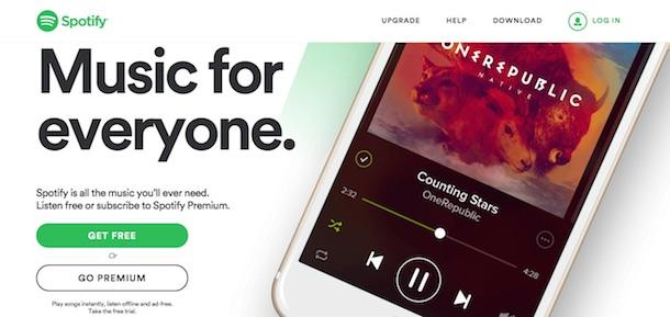 アップル Spotify