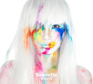 Superfly「WHITE」BOX